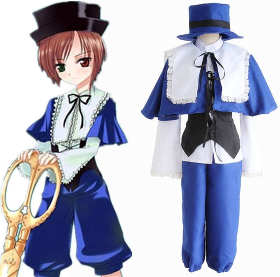 Anime Rozen Maiden Souseiseki store Cosplay Direct stock discount Costume Women Halloween Go
