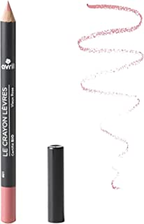 AVRIL - Bio Lip Pencil - Vieux Rose 586 - Precise Outline - Natural Tone - Long-lasting