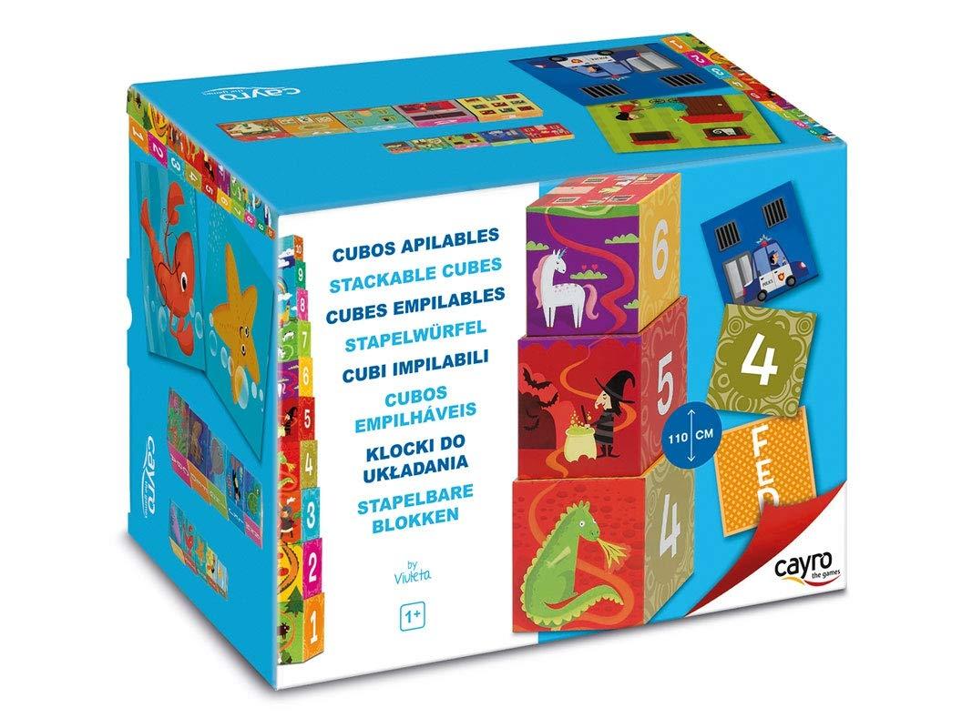Cayro - Cubos apilables- Juego Tradicional - Desarrollo de ...