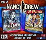 Legacy Amazing Hidden Object Games: Nancy Drew - 2 Pack Vol.3