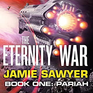 The Eternity War: Pariah audiobook cover art