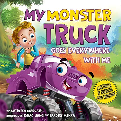 My Monster Truck Goes Everywhere wi…