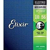 Cuerdas para guitarra eléctrica de 7 cuerdas Elixir® Strings con recubrimiento OPTIWEB®, calibre ligero (.010-.056)