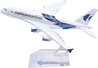 TANG DYNASTY 1/400 16cm マレーシア航空 Malaysia Airlines エアバス A380 高品質合金飛行機プレーン模型 おもちゃ