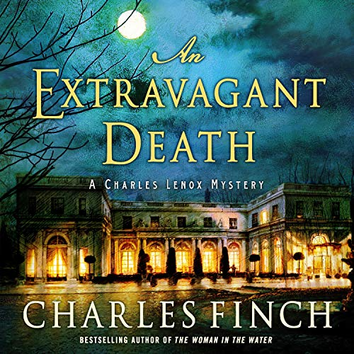 An Extravagant Death Audiobook By Charles Finch cover art