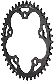 Wolf Tooth Components Drop-Stop Chainring - 110 BCD - 38T