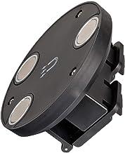 Brennenstuhl Magneethouder voor accu LED werkspot/magnetische houder voor LED werklampen (robuust, drie sterke magneten in...