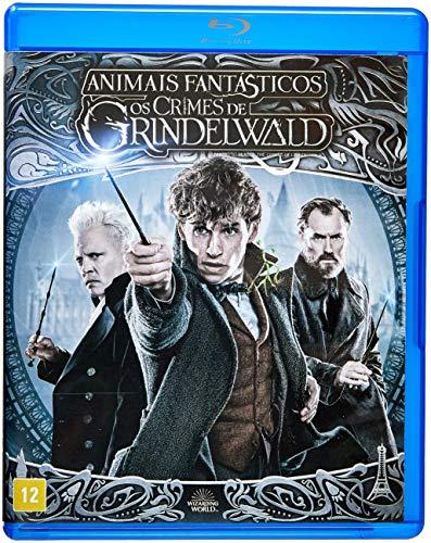 Animais Fantásticos: Os Crimes De Grindelwald [Blu-ray]
