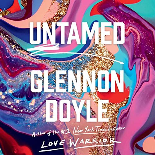 Untamed audiobook cover art