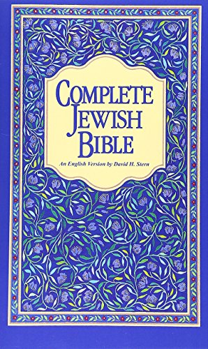 By David H. Stern Complete Jewish Bible-OE [Bonded Leather]