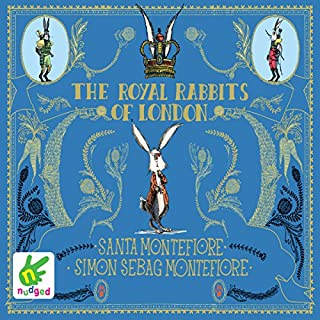 The Royal Rabbits of London cover art