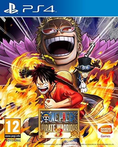 Namco Bandai Games One Piece, Pirate Warriors 3 PS4
