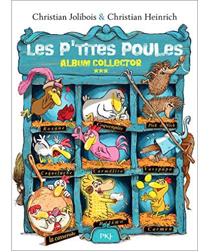 Les P'tites Poules - Album collector (Tomes 09 à 12) (3)
