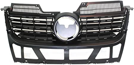 Elite7 Front Grille Replacement for Volkswagen Jetta (Excludes 2.0L Engine) 05-10 VW1200139