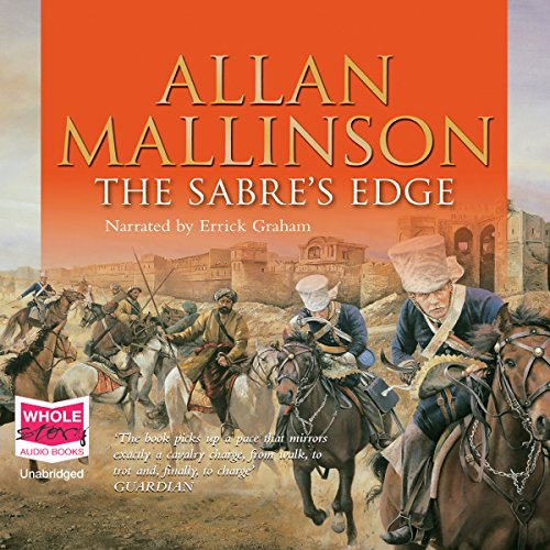 The Sabre's Edge audiobook cover art