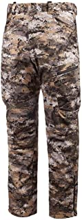 Image of Huntworth Mens Mid Weight Soft Shell Fleece Hunting Pants
