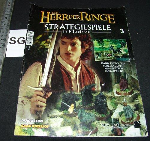 Herr der Ringe, Strategiespiele in Mittelerde Bd. 3