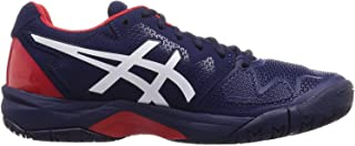 Scarpe Asics Gel Resolution 8 GS BluRosa Bambini Tennis