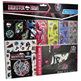 TheWorks - Álbum para Cartas coleccionables Monster High (6517)