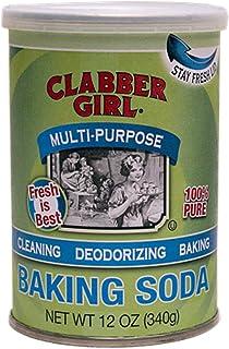 Clabber Girl Baking Soda - 12 oz can (3)