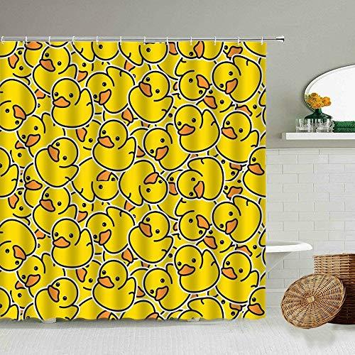 XCBN Nettes Tier kleine gelbe Ente...