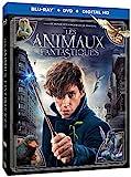 Les Animaux fantastiques - Combo - Le monde des Sorciers de J.K. Rowling - Blu-ray...