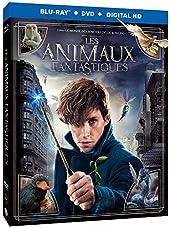 Les Animaux fantastiques Combo Blu-ray DVD - Combo - Le monde des Sorciers de J.K. Rowling - Blu-ray [Combo Blu-ray + DVD]