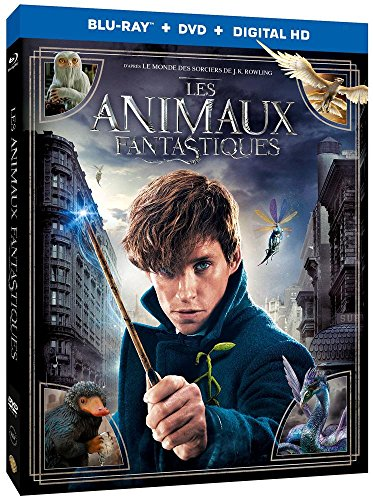 Les Animaux fantastiques Combo Blu-ray DVD