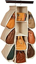 Best purse organizers for closets