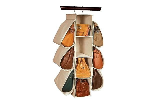 39998753bfce Best purse organizer for closet | Amazon.com