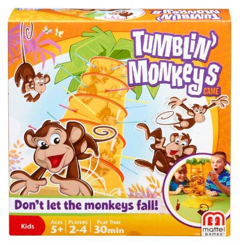 Tumblin' Monkeys Game, Standard Packaging