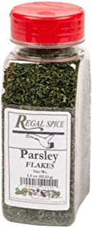 Regal Parsley Flakes Seasoning - Chopped Parsley Spice from Dried Parsley Leaves to Add Aromatic Grassy Taste Notes to You...