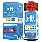 pH Test Strips for Testing Alkaline and Acid Levels in The Body. Track & Monitor Your pH Level Using Saliva and Urine. Get Highly Accurate Results in Seconds. by Just Fitter