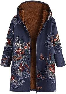 Gallity Long Winter Coat Women Warm Pocket Outerwear Loose Faux Fur Coat Outwear