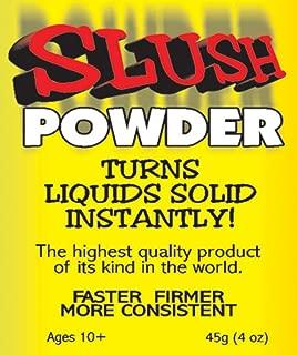 MAK Magic Slush Powder - Super - 4 Ounce Gelling Powder