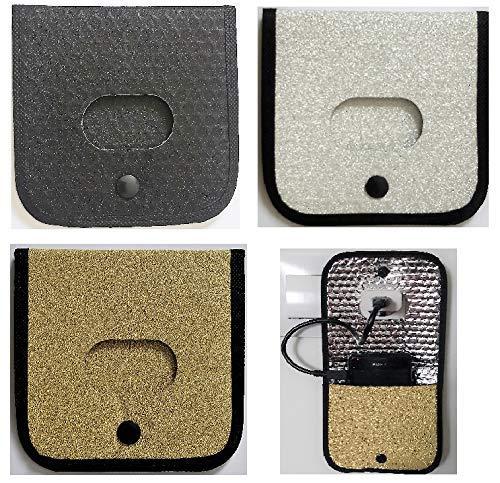 4 unds Soporte cargador móvil, Phone Hanger, Burbuja de aire