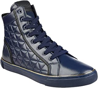 guess shoes blue