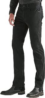 Lucky Brand Men's 7MD10320 121 Slim Straight Jean, Black Coal
