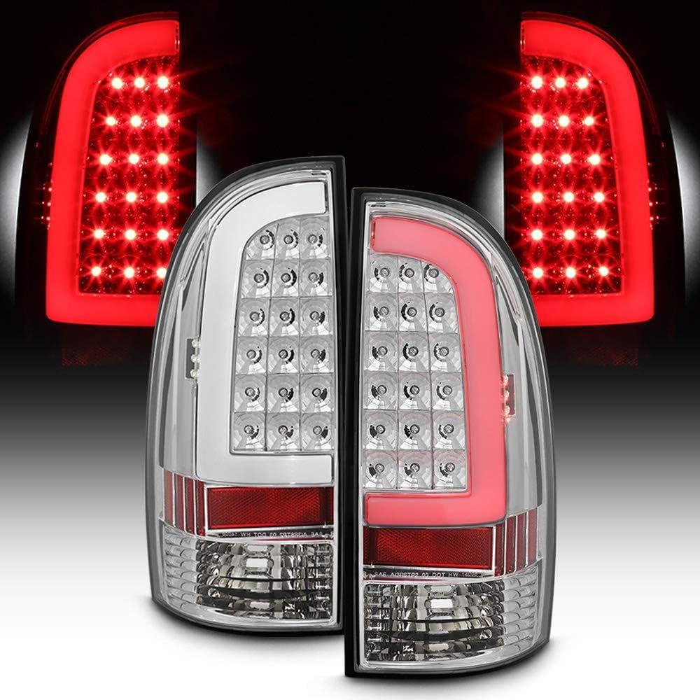 ACANII - For 2005-2015 訳あり品送料無料 Toyota Tacoma 全店販売中 Brake Tube Tail Lights LED
