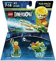 Lego Dimensions Dc Aquaman Fun Pack
