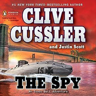 The Spy audiobook cover art