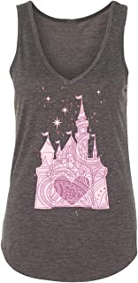 Perfectly Pink Princess Castle Apparel for Women T-Shirt, Long Sleeve, Tank, Hoodies