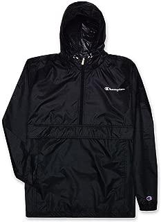 Jacket Mens Big and Tall Hoodie Anorak Windbreaker Men Rain Jacket