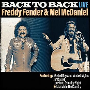 Back To Back (Live)
