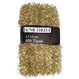 Extra lange 15Meter Lametta von '® in Rot, Silber oder Gold, Weihnachts-Dekoration gold