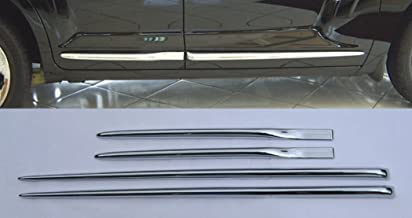 Avanzato PT Cruiser Chrome Side Molding Covers 2001, 2002, 2003, 2004, 2005