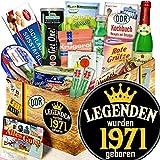 Legenden 1971 ++ Geschenkpaket DDR Spezialitäten ++ Geschenke Ideen für Sie