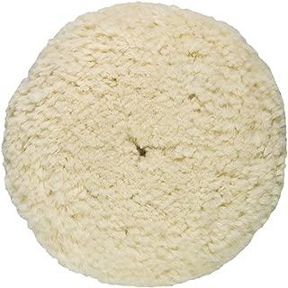 Presta Rotary Wool Buffing Pad - White Heavy Cut [810176]
