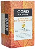 Good Nature Organic St. John's Wort Tea,  1.07 Ounce