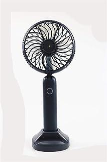 JULABO Durable Ventilateur de Refroidissement Portable USB de Charge Mini Ventilateur de Poche Couleur Pure Base détachabl...